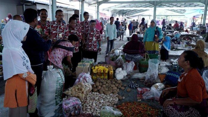 Telah Diresmikan, Pasar Wonosegoro Boyolali Bisa Tampung 506 Pedagang