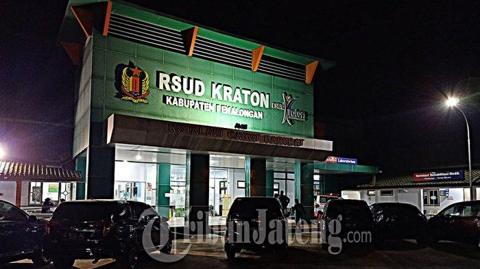 Hasil Tes Swab Direktur RSUD Kraton Kab Pekalongan Positif Covid-19