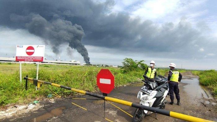 Polres Cilacap Sudah Periksa 6 Saksi Terkait Kebakaran di Kilang Pertamina