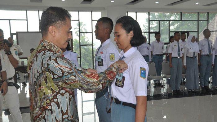 82 Pelajar Terpilih Ikuti Pelatihan Paskibraka Salatiga 2018