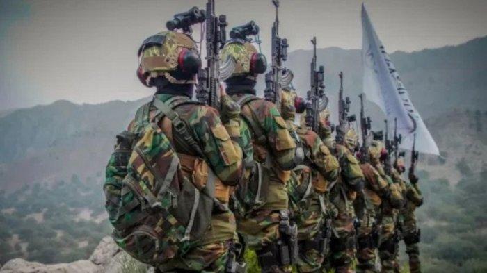 Pasukan elite Taliban Badri 313 Badri.