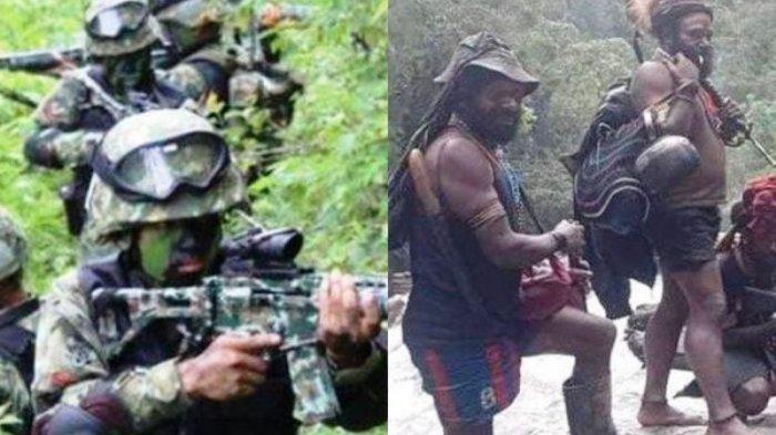Pantas TNI-Polri Habis-habisanBuru KKB Papua, Ternyata Dapat Misi Khusus dari Presiden Jokowi