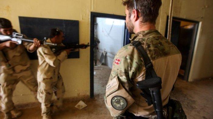 Iran Serang Bertubi-tubi Pangkalan Militer Amerika, 6 Jam Ratusan Tentara Denmark Sembunyi di Bunker