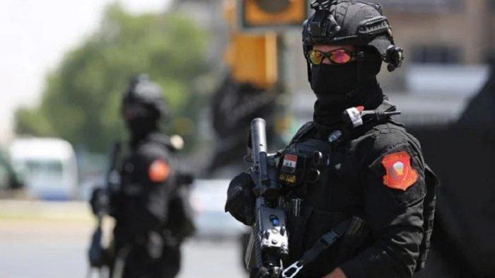 Pos Pemeriksaan Diserang ISIS dengan Tembakan Selama Satu Jam, 13 Anggota Polisi Irak Tewas