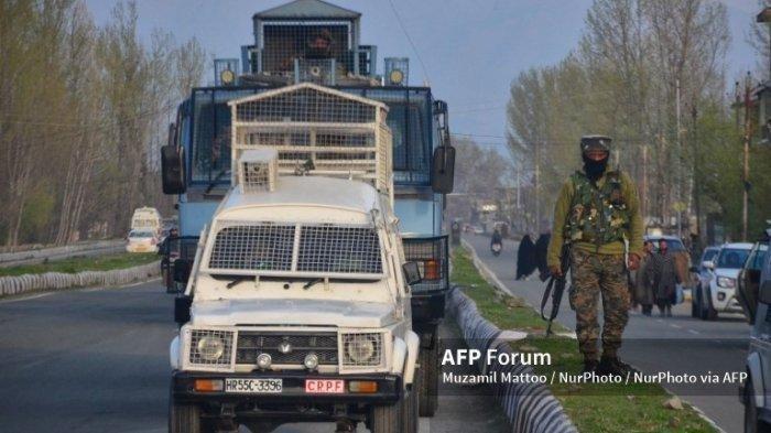 Serbu Persembunyian Militan Maois, 22 Anggota Pasukan Keamanan India Tewas