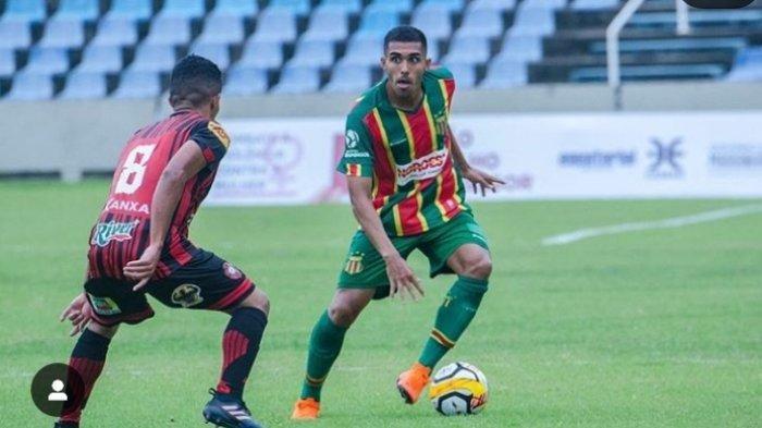 Pekan Ini Patrick Mota Tiba di Semarang, Pemain Asal Brazil Ini Disebut-Sebut Mirip Marc Klok