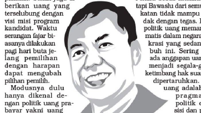 OPINI Paulus Mujiran : Balas Budi untuk Pendukung Setia Jokowi