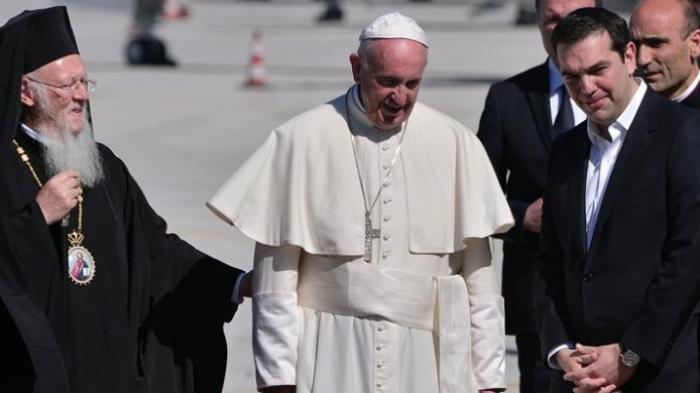 Erdogan Nilai Hanya Paus Fransiskus yang Bisa Hentikan kebrutalan Israel di Gaza Palestina
