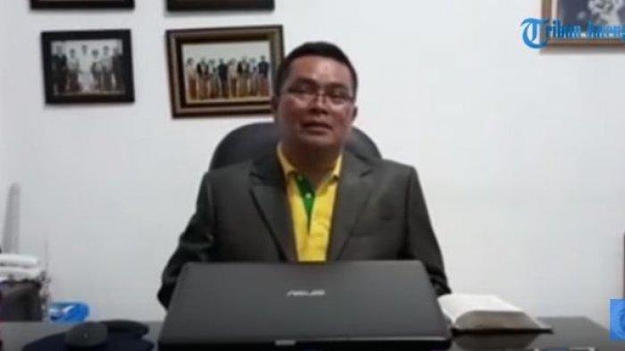Pendeta Cornelius Tolak Anarkisme dan Ajak Umat Doakan Indonesia Kian Baik