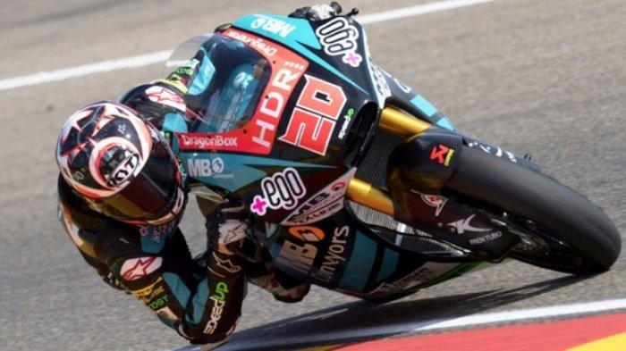 HasilKualifikasi MotoGP Aragon 2020:Quartararo Terdepan