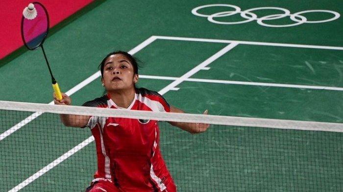 Inilah Sosok Mariska Pebulutangkis Asal Wonogiri Naik Peringkat BWF Berkah Tampil di Olimpiade Tokyo
