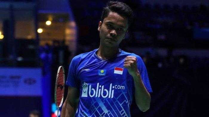 Jadwal Thailand Open 2021 Hari Ini, Ginting Vs Axelsen, 4 Wakil Indonesia Rebutkan Kursi Final