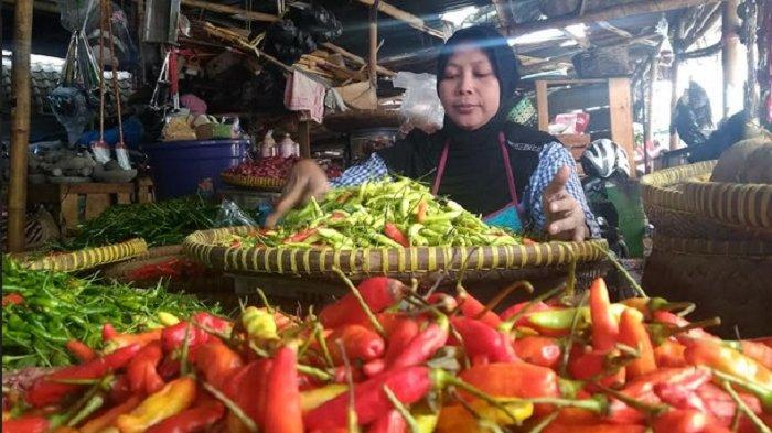 Update Harga Sembako Lengkap 3 Pasar di Kota Tegal, Harga Cabai Turun Ikan Kembung Naik