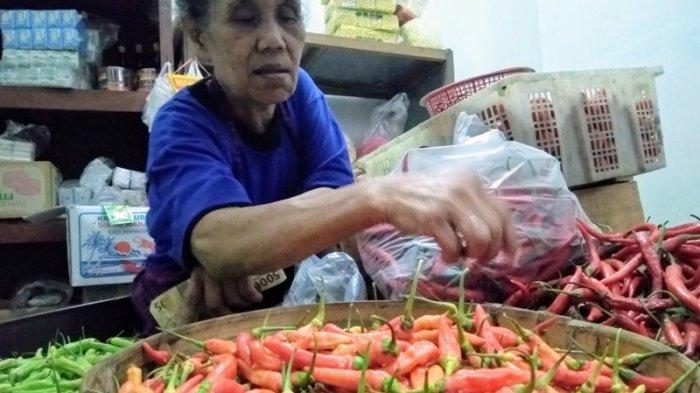 Harga Cabai Rawit Merah di Karanganyar Tembus Rp 80 Ribu Per Kg