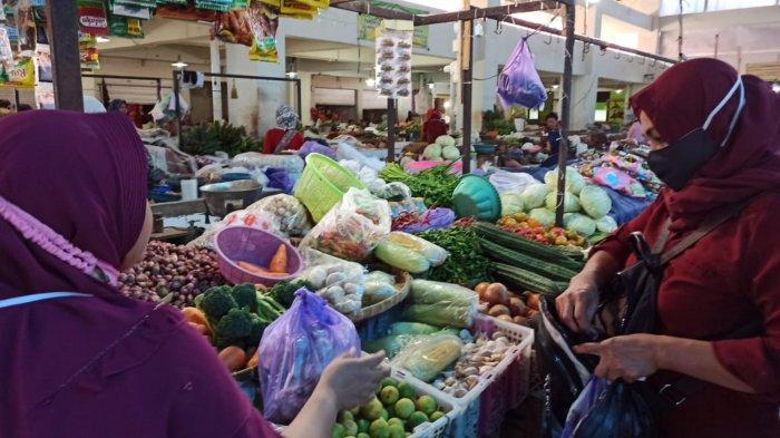 Kisah Apes Siti Sarinah, Uang Rp 30 Juta Hasil Dagang di Pasar Diambil Orang yang Pura-pura Membeli