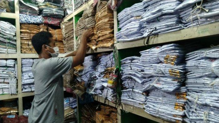 Kehabisan Modal, Pedagang Pasar Kliwon Kudus Berharap Dapat Pinjaman dari Pemerintah