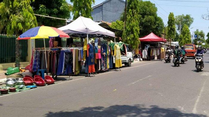 Bupati Banyumas Izinkan Pasar Tiban Asal Taat Prokes
