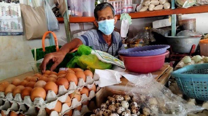 Anjloknya Harga Telur Ayam Sumbang Deflasi Terbesar di Jateng