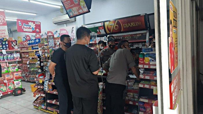 Perut Karyawati Minimarket Karanganyar Ditusuk Orang Misterius, Korban Hamil 7 Bulan, Wajahnya Lebam