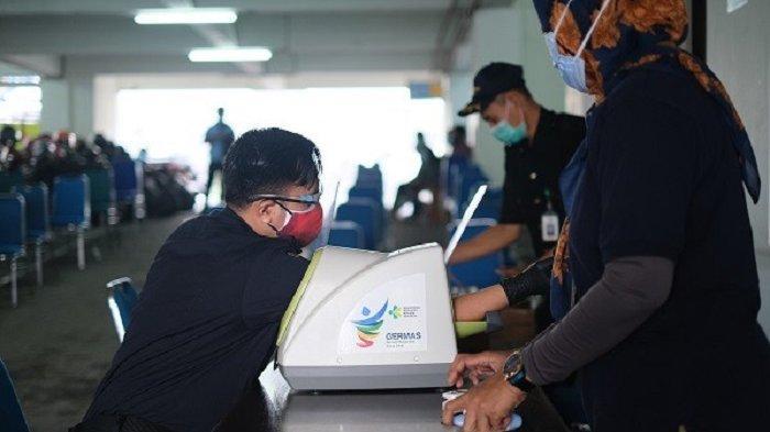 Gencarkan Instruksi Presiden, Seluruh Pegawai Bea Cukai Tanjung Emas telah Divaksin