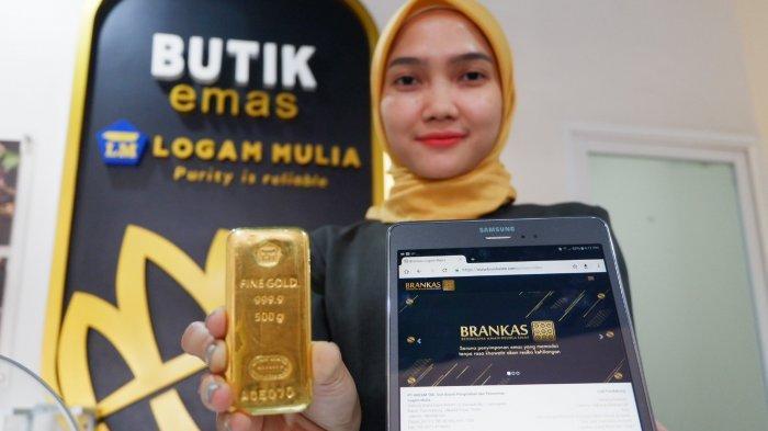 Harga Emas Antam di Semarang Hari Kamis 8 Juli 2021 Naik Rp 5.000, Ini Daftar Lengkapnya