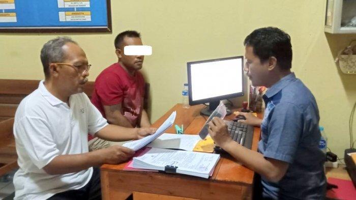 Polisi Bekuk Pengedar Sabu di Kantin Pengadilan Negeri Kota Tegal, Disembunyikan dalam Helm