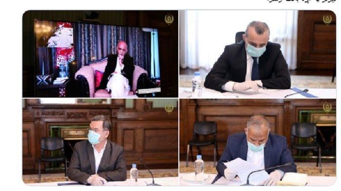 Update Corona Dunia: 40 Staf Kepresidenan Afghanistan Positif Corona, Bagaimana dengan Presiden?