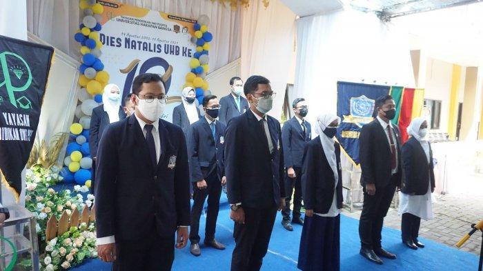 Dengan Jajaran Pejabat Baru, Universitas Harapan Bangsa Purwokerto Upayakan Pembaruan Lebih Inovatif