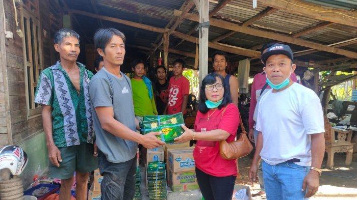 Viral di Medsos, 40 Pekerja Asal Jawa Tengah Terlantar di NTT, Ada Masalah Upah