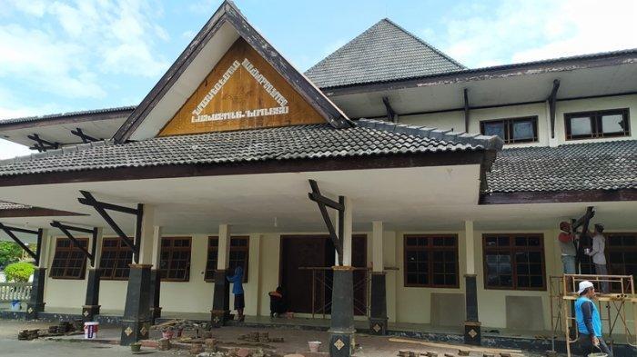 Putus Mata Rantai Covid-19 dari Kontak Erat, Gedung Wanita Karangayar Jadi Tempat Isolasi Terpusat