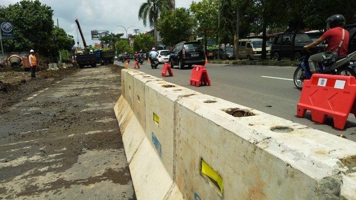Proyek Underpass Kentungan Yogya Dimulai, Berikut Jalur Alternatifnya