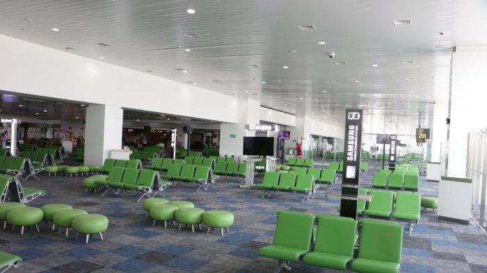 Bandara Gelar Latihan Penanganan Bencana Kebakaran