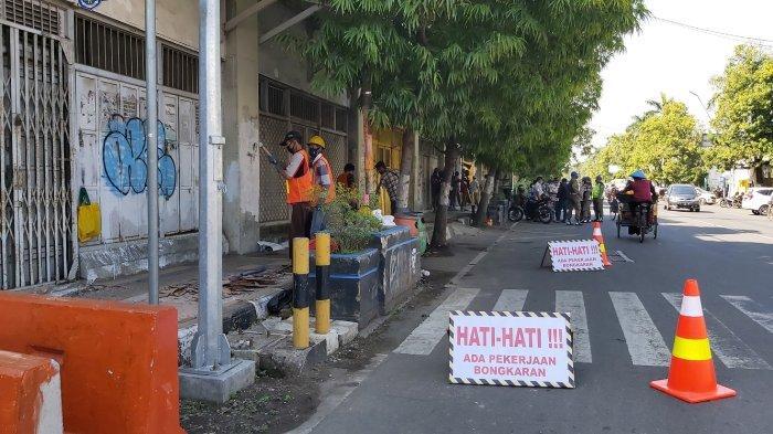 Pemilik Toko Ragukan Konsep Malioboro Cocok di Tegal, karena Ada Bengkel Mobil hingga Toko Besi