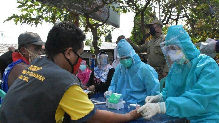 UPDATE: Bertambah 1 Pasien Positif Corona di Kab Tegal, Pemkab Telusuri Klaster Lembang