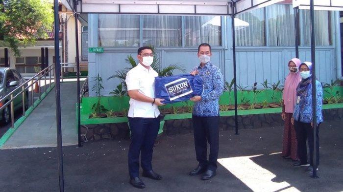 Terima CSR Berupa Tenda PKL , Hartopo Segera Gelar Simulasi di Kudus City Walk