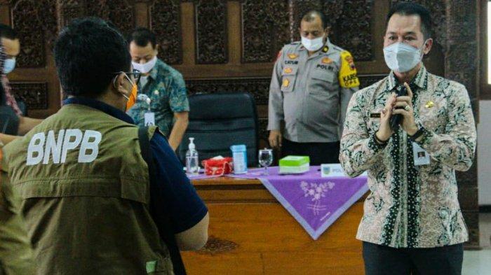 Hartopo Instruksikan Tujuh Kecamatan Siaga Banjir dan Longsor