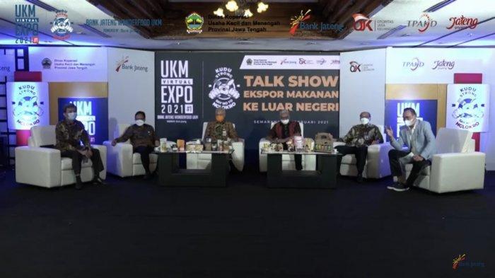 Dukung UKM Food & Beverages, Dinas Koperasi dan UMKM Jawa Tengah Adakan UVO