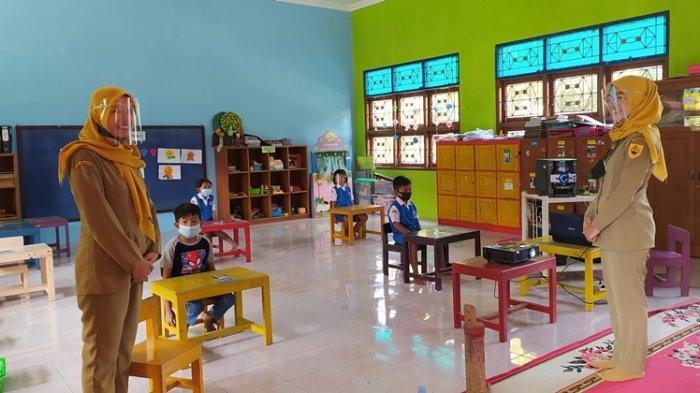Dari 9.500 Guru di Sragen, Baru 2.600 yang Sudah Tervaksin, Target Selesai Saat Tahun Ajaran Baru