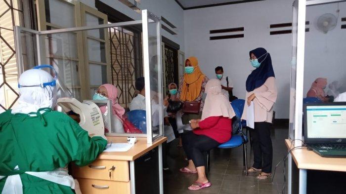 Ribuan Tenaga Medis di RSUD RAA Soewondo Pati Disuntik Vaksin Covid-19