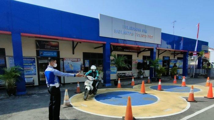 Satlantas Polres Pati Luncurkan Coaching Clinic Pelatihan Uji Praktik SIM