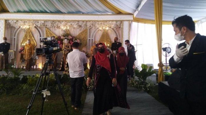 Forpek Kendal Lakukan Simulasi Pesta Pernikahan