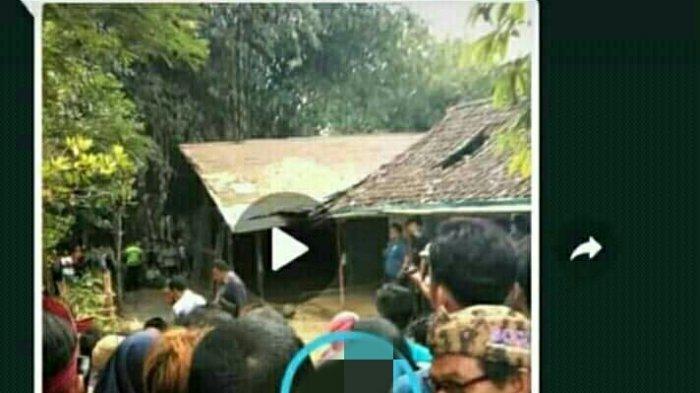 Terekam Video, Satu dari 5 Pelaku Ternyata Ikut Saksikan Penemuan Kerangka Jasad Korban di Tegal