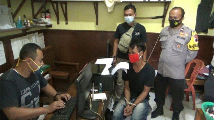 Unit Reskrim Polsek Boja Ringkus Pelaku Pencurian Antar Wilayah Asal Kedu Temanggung