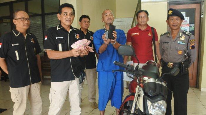 Ini Trik Kapolsek Semarang Barat Menjerat Suhantoro, Penjahat Berbekal Surat Keterangan Gila