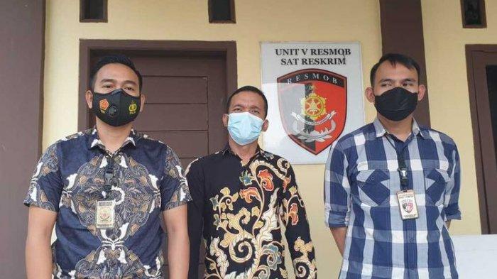 Inilah Sosok J Pria Mengaku Anggota Polda Ancam Tembak Pemotor di SPBU: Bukan Polisi, Warga Biasa