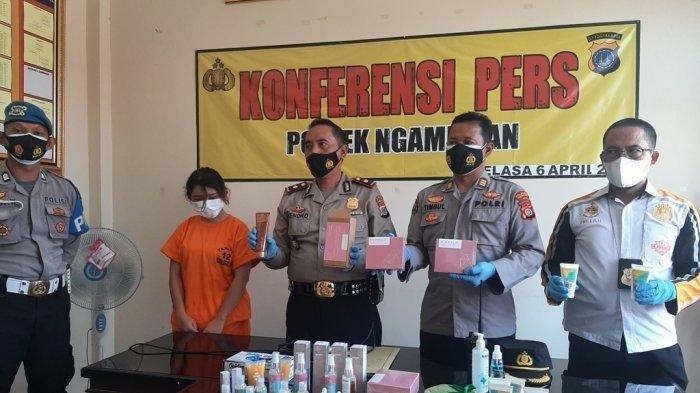 ASD Mahasiswi Cantik Yogyakarta Tipu Klinik Kecantikan Hingga Rp 15,4 Juta