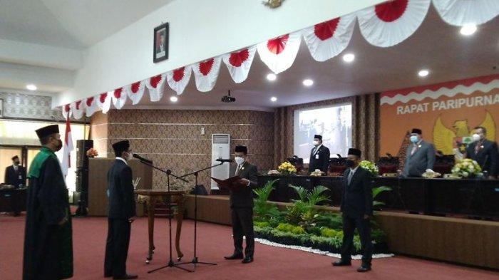 Ketua DPRD Kendal Lantik Syukri Fauzi, Anggota PAW dari Fraksi PPP