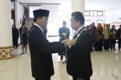 Dr RB Sularto Menjadi Dekan Sekolah Pascasarjana Undip 2019-2024