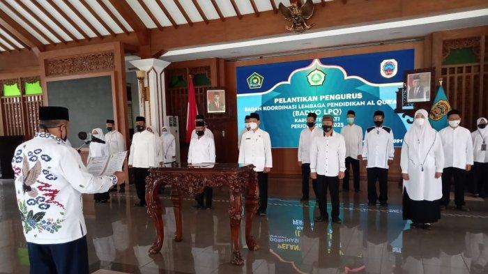 Ketua Badko LPQ Jateng Sebut Kabupaten Pati Gudangnya Prestasi Pendidikan Al-Quran