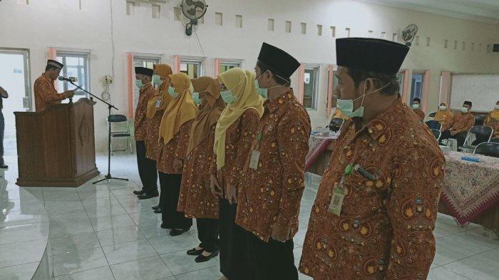 Pengurus DPD AGPAII Kab Pekalongan Dilantik, Malikin: Harapan Mampu Tingkatkan Kesejahteraan Guru